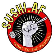 Sushi AF Logo